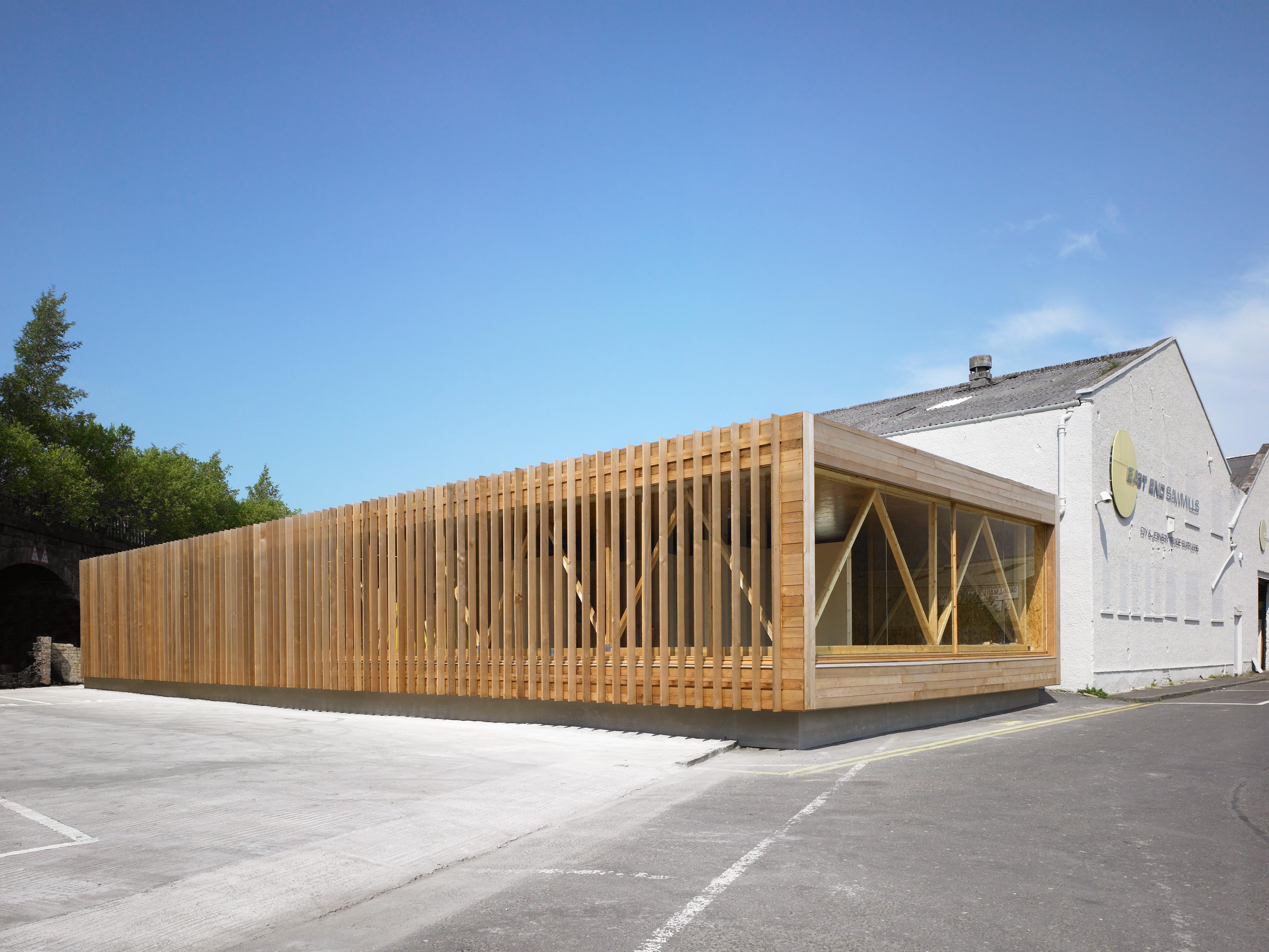 Eastend Sawmills | AJ Buildings Library