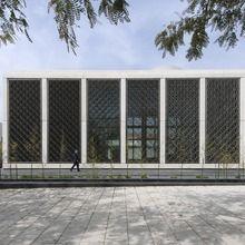 Ajbl architects foster partners for Banque algerienne du commerce exterieur