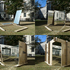 Portable Gallery: Lightweight demountable gallery with lightweight components