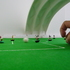 Subbuteo model for competition stage