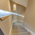 11 Modern Recessed Handrail to Historic Spiral Stair