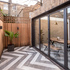 Ground floor rear extension patio