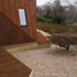Corten Extensioon and landscaping