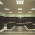 One of the criminal jury courtrooms viewed from the bench. This is a sherrifs eye view